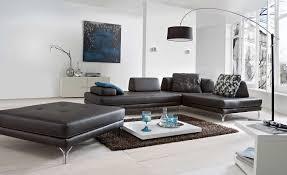Wohnzimmer Einrichten Mit Schwarzer Couch Einrichten In Schwarz Und Weiß Raumideen Org