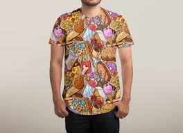 edible clothing edible by alex solis threadless