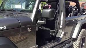 jeep wrangler door mirrors aftermarket dietech offroad jeep jk relocation brackets with
