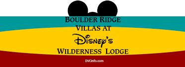 boulder ridge villas at disney u0027s wilderness lodge dvcinfo com