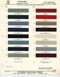 1963 chevrolet paint chips xframechevy com