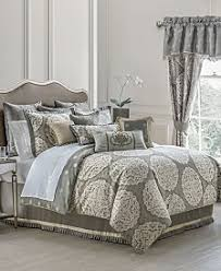 Waterford Bogden King Comforter Waterford Bedding U0026 Bath Macy U0027s