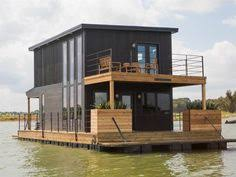 with only 450 square feet 42 square meters this houseboat is