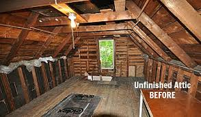 fixing up an old new englander in maine attic house remodeling