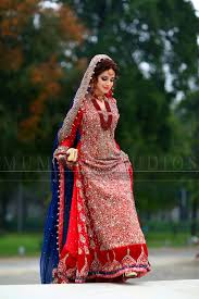 Beautiful Red Color Pakistani Bridal Dresses Outfit4girls Com