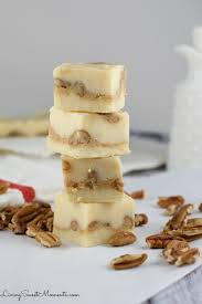 white pecan praline fudge recipe living sweet moments