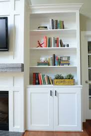 Built In Bookcase Ideas 233 Best Decorating Bookshelves Flanking Fireplace Images On