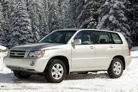 2008 toyota highlander reliability 2002 toyota highlander overview cars com