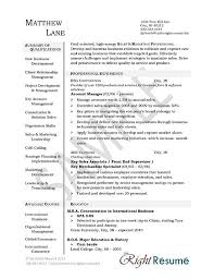 Digital Content Manager Resume Account Manager Resume Example