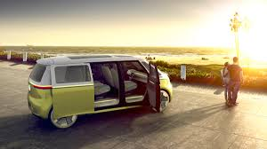 volkswagen microbus remember that cool electric vw microbus it u0027s heading to production
