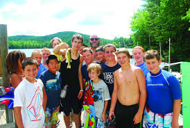 boston kids enjoy fishing u0026 camping adventure coastal angler