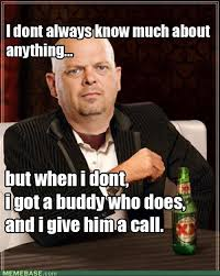 Pawnstars Meme - pawn stars in a nutshell pawn stars star and guy