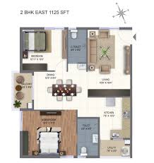 ramky one marvel 2 3 bhk flats for sale in kukatpally