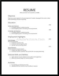 resume template download doc resume job template resume templates first job resume template