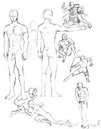 male figures 1 by shinsengumi77 on deviantart