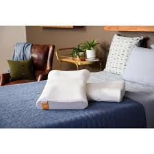 Tempurpedic Comfort Pillow Tempur Pedic Contour Standard Side To Back Bed Pillow 15452115