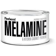 Kitchen Cabinet Surfaces Fleetwood Melamine U0026 Kitchen Cabinet White Satin Primer 500ml