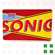 sonic gift cards sonic gift card 10 frosted leaf federal