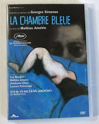 simenon la chambre bleue la chambre bleue mathieu amalric georges simenon la chambre bleue