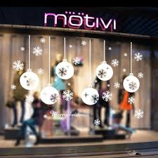 Christmas Window Decorations by Creative Vinyl Window Decorations Decorating Ideas Modern At Vinyl