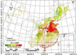China Time Zone Map by Remote Sensing Free Full Text Remote Sensing Based Detection