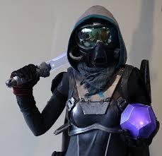 destiny costume destiny bladedancer costume