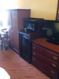 Cabinet For Mini Refrigerator Microwave Mini Fridge Cabinet And Dresser Plenty Of Room