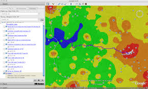 Wisconsin Map Google by Using Google Earth To Find A Dark Sky Google Earth Blog
