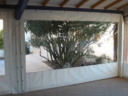 terrasse transparente bâche transparente pour terrasse créer une pièce supplémentaire