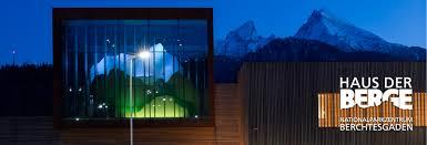 Haus Der Nationalparkzentrum Haus Der Berge In Berchtesgaden Internetangebot