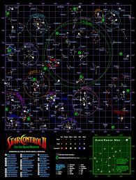 Star Maps Star Control Starmaps