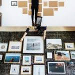 how to hang picture frames as a collage diy ideas 4 home