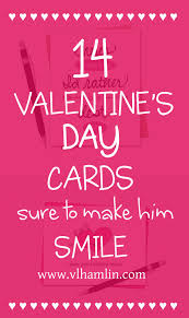valentines day cards for him 14 s day cards sure to make him smile food design