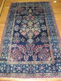 ebay area rugs antique rare persian lavar kerman oriental area rug 4x6 5x7 tree