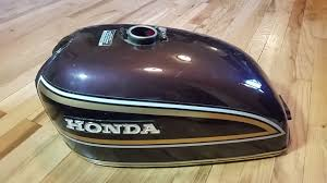 honda cb750 gas tank how to youtube