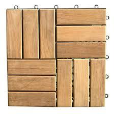 Teak Patio Flooring by Home24h Co Ltd Flat Outdoor Flooring Acacia Platta Outdoor Decking