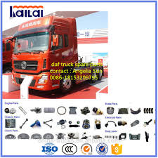 china daf truck parts china daf truck parts manufacturers and