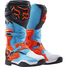 msr motocross boots fox racing 2016 comp 8 boots aqua available at motocross giant