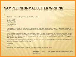 12 format of informal letter to friend appication letter