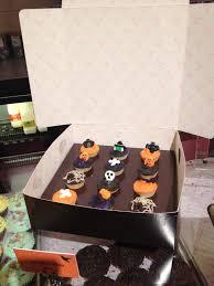 la bella vita boo with the hummingbird bakery this halloween