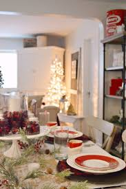 403 best christmas table settings images on pinterest christmas
