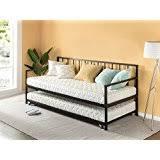 Daybed Trundle Bed Amazon Com Trundle Beds Beds Frames U0026 Bases Home U0026 Kitchen