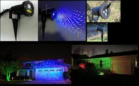 decoration led light projector outdoor lights