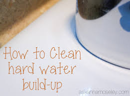 how to clean glass shower doors with hard water stains how to clean hard water buildup ask anna