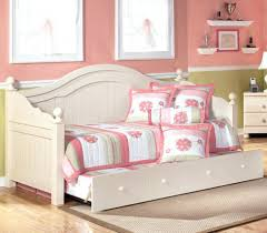 White Trundle Daybed Daybed Daybed With Shelves Daybed With Bookcase And Trundle
