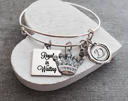 silver bracelet gift images Royal in waiting princess bracelet gift for by sajolie on zibbet jpg