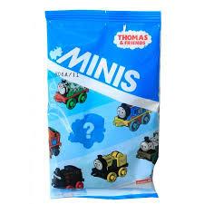 Lego Blind Packs Thomas U0026 Friends Thomas Minis Single Surprise Pack Walmart Com