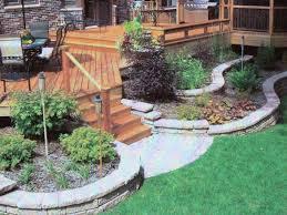 backyard ideas luxury backyard deck designs plans for home