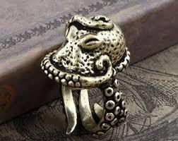 acrylic octopus ring holder images Octopus ring etsy jpg