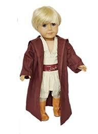 Luke Skywalker Halloween Costume Amazon Halloween Costume American Dolls Includes